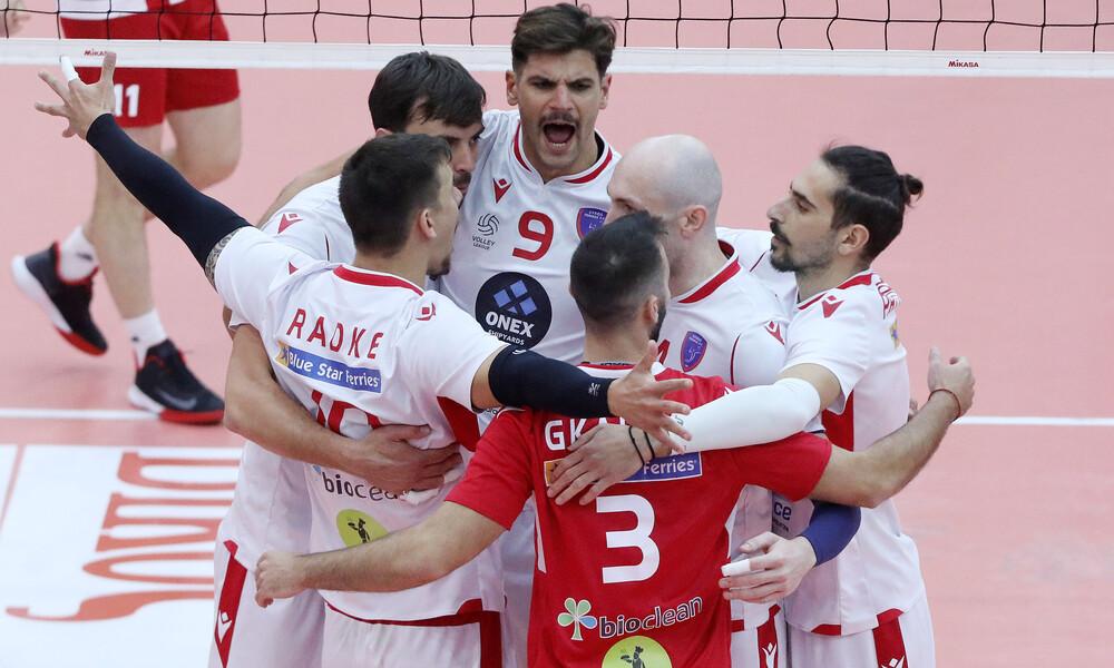 Ολυμπιακός-Φοίνικας Σύρου 0-3: Απέδρασε και έκανε βήμα για την δεύτερη θέση
