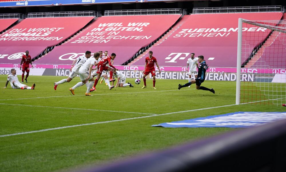 Bundesliga: Όλα τα γκολ της 28ης αγωνιστικής (video)