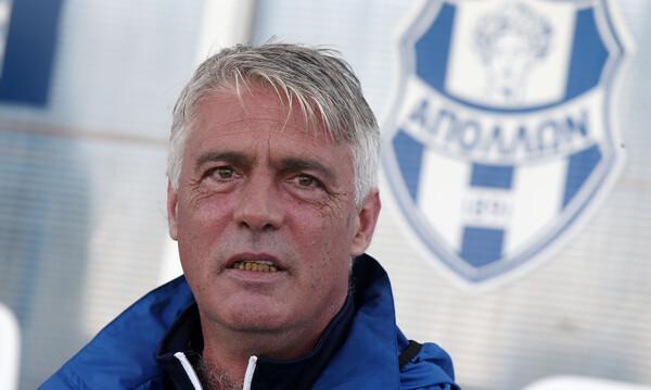 Χάβος: «Ήμασταν άτυχοι, μπορούσαμε ένα γκολ»