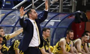 Άρης-Καμπερίδης: «Μείναμε όρθιοι σε μια δύσκολη χρονιά»