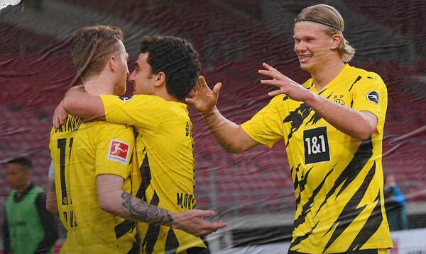 Bundesliga: Η Ντόρτμουντ με ανατροπή έμεινε ζωντανή για το Champions League (video+photos)
