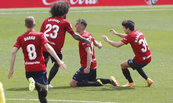 La Liga: Διπλό σωτηρίας για Οσασούνα στο «Κεράμικα»! (Video+Photos)