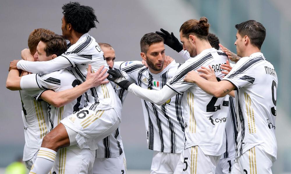 Serie A: «Σφαγή» για Champions League-Νίκησαν Γιουβέντους, Νάπολι, Λάτσιο! (Videos+Photos)