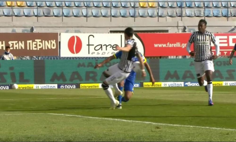 Αστέρας Τρίπολης-ΠΑΟΚ: «Διπλό» πέναλτι ο Κρέσπο, τίποτα από VAR και Καραντώνη (video)