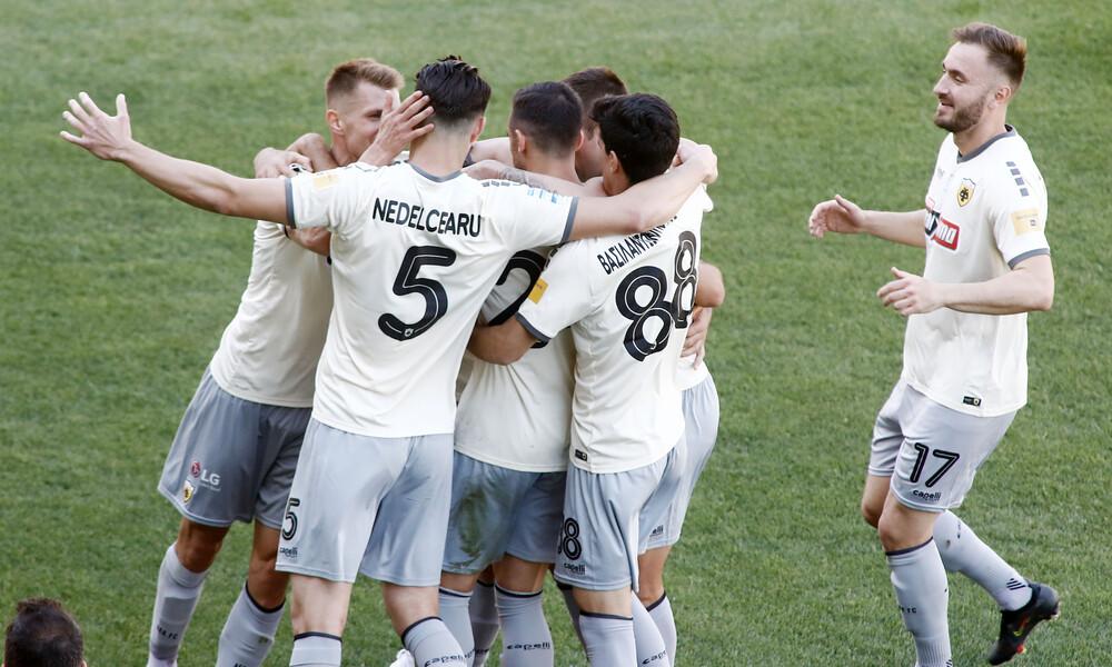 Άρης-ΑΕΚ 1-3: Τα highlights της τεράστιας νίκης της Ένωσης (video+photos)
