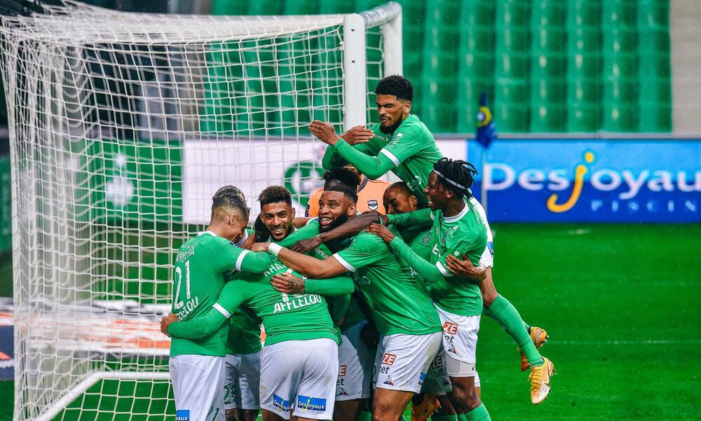 Ligue 1: Τεσσάρες η Σεντ Ετιέν και η Λανς (photos)