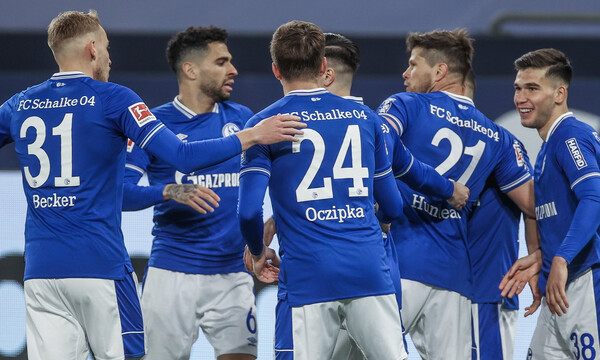 Bundesliga: Γεύτηκε τη χαρά της νίκης η Σάλκε! (video+photos)