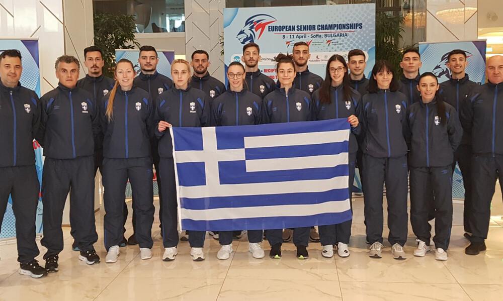 Ταεκβοντό: Μια ομάδα νικήτρια, ολοκλήρωσε τις υποχρεώσεις της στο Ευρωπαϊκό Πρωτάθλημα