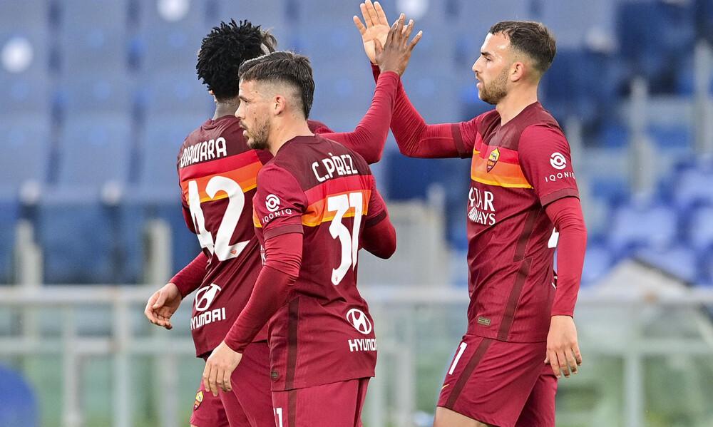 Serie A: Νίκησε η Ρόμα και συνεχίζει να ελπίζει…