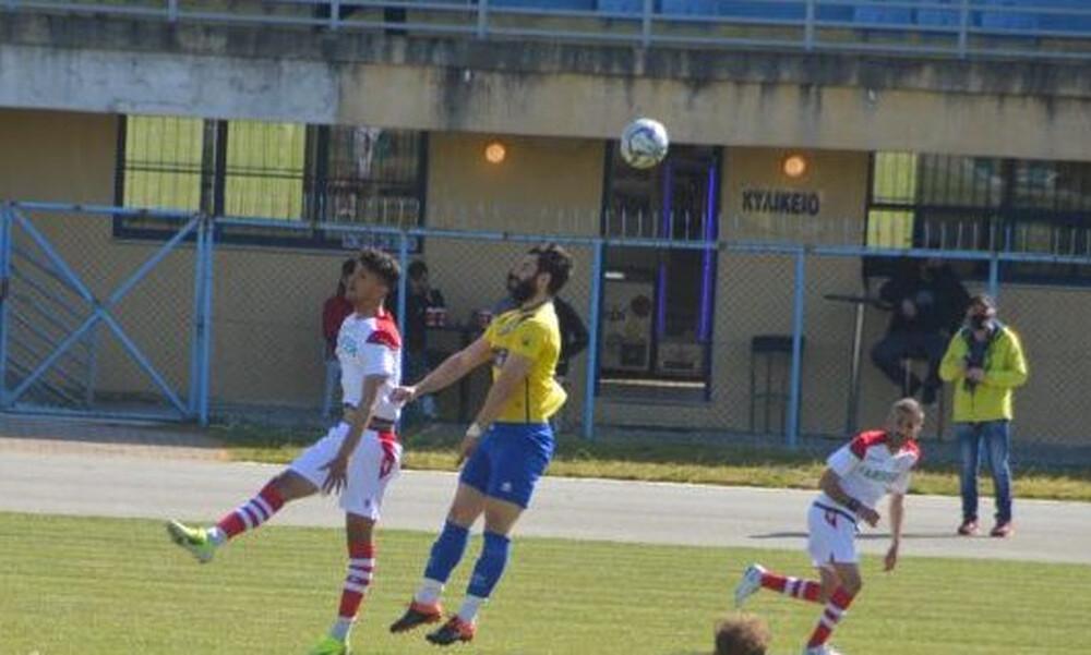 Γ' Εθνική: Γκολ αλά Μπενζεμά στο Μετέωρα-Κοζάνη (video)