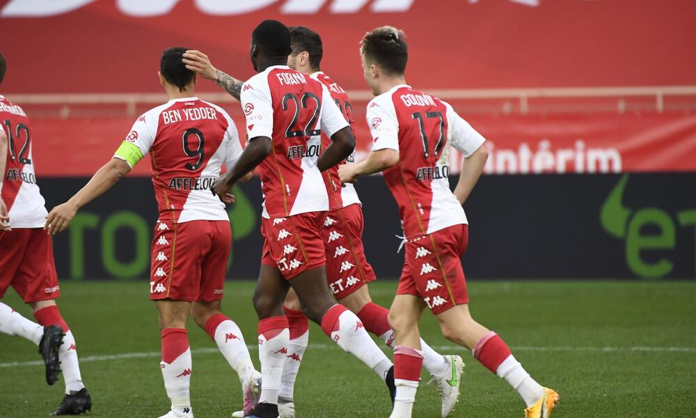 Ligue 1: Περίπατος για Μονακό και στο κόλπο για τον τίτλο