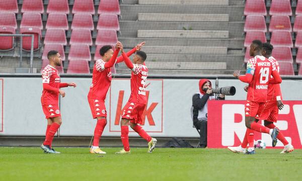 Bundesliga: Νίκη παραμονή η Μάιντς σε ματς θρίλερ, περιπέτειες για την Κολωνία! (video)