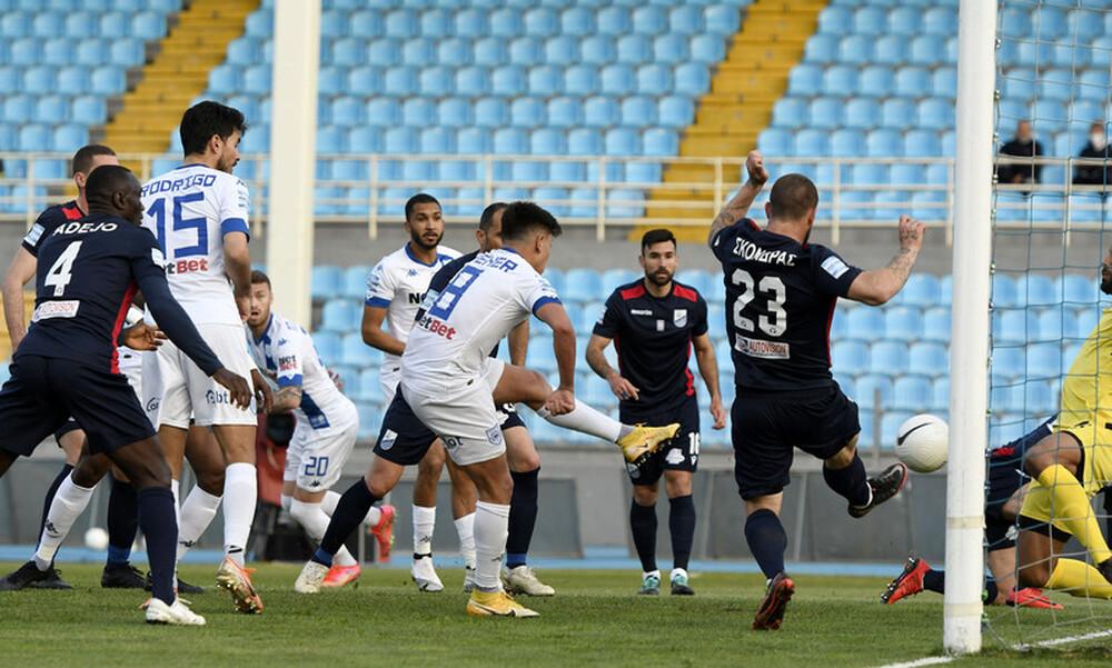 Super League: Η βαθμολογία στα play out μετά το ΠΑΣ Γιάννινα-Λαμία (photos)