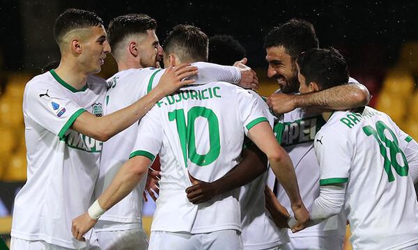 Serie A: Η Σασουόλο με βασικό τον Κυριακόπουλο λύγισε τη Μπενεβέντο (video)
