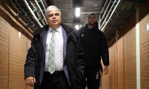 Παπαδόπουλος: «Ο Παναθηναϊκός θα βρει τον δρόμο του»