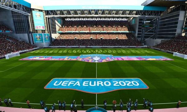 Euro 2021: Μόνο Δανοί στα παιχνίδια της Κοπεγχάγης