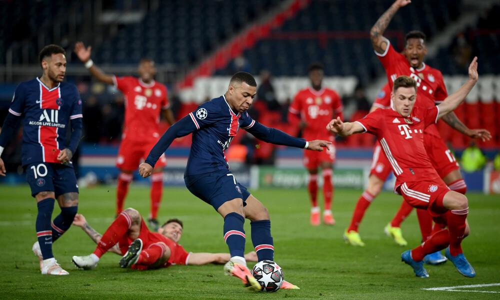 Champions League: Στα ημιτελικά με άγχος και ήττες Παρί και Τσέλσι (videos)