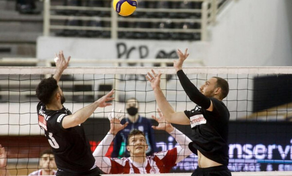 Volley League: Πέφτει η αυλαία σε Μαρούσι και Ρέντη