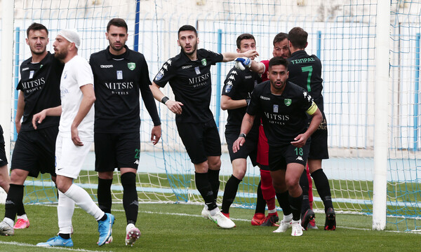 Football League: Έπιασε κορυφή η Καλαμάτα, ματσάρα στο «Ελ Πάσο»