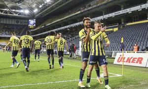 Χόρεψαν συρτάκι κι έσπασαν πιάτα για τον Δημήτρη Πέλκα στην Τουρκία! (video+photos)