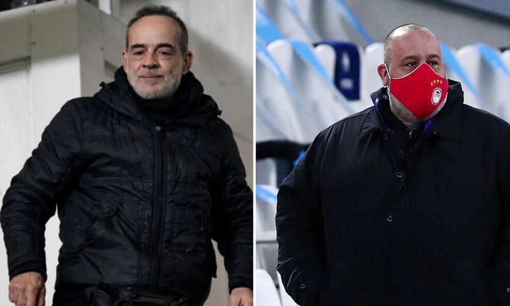 ΠΑΟΚ: Επίθεση Δούκα σε Καραπαπά και Ολυμπιακό
