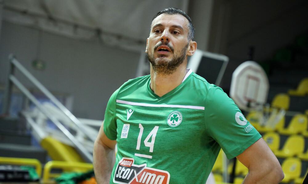 Volley League: Συγκινητικές στιγμές στο φινάλε της καριέρας του Πανταλέοντα (videos+photos)