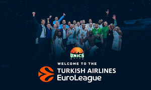 Στην Euroleague η Ούνικς Καζάν του Πρίφτη - Ο χάρτης της διοργάνωσης τη νέα σεζόν
