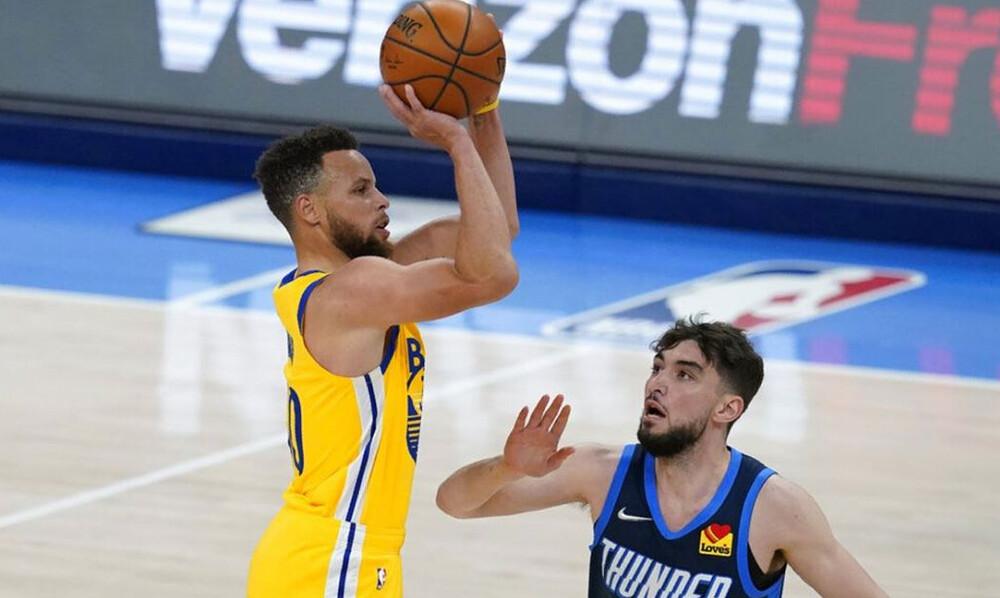 NBA: Μυθικός Κάρι, κορυφή για Σίξερς (videos)