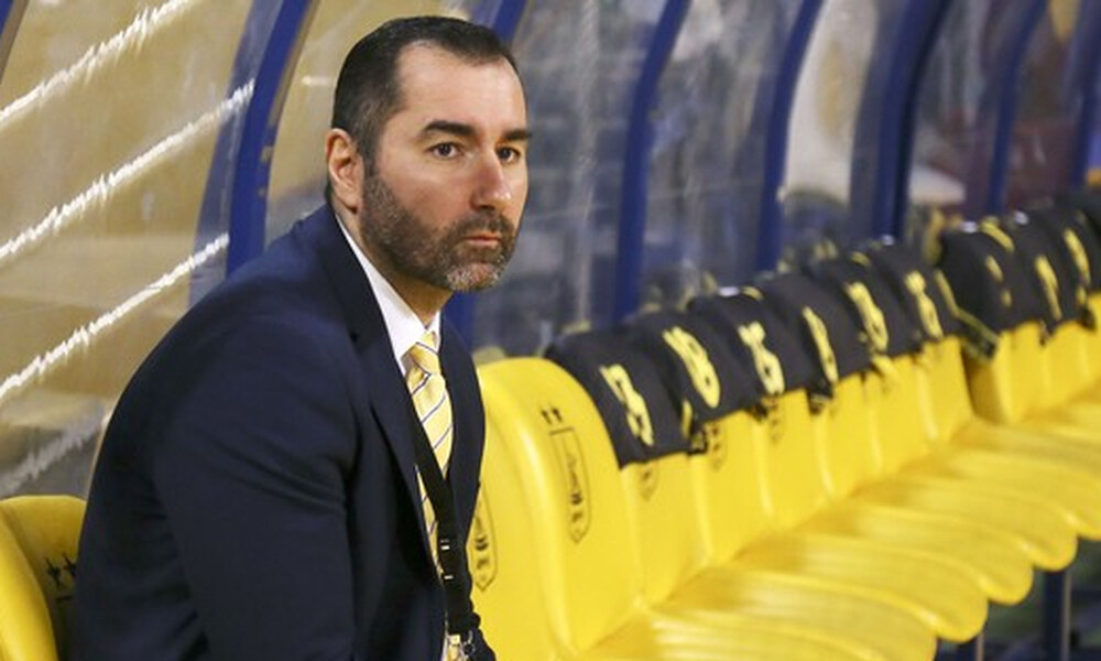 Καμπερίδης: «Μεγάλο διάστημα η τετραετία εκτός playoffs για το μέγεθος του Άρη»