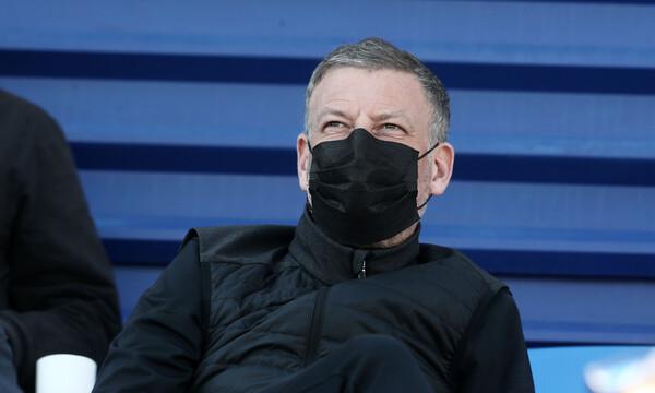 Ξανά σε ματς Super League 2 ο Κλάτενμπεργκ - Τι θα δει την Κυριακή