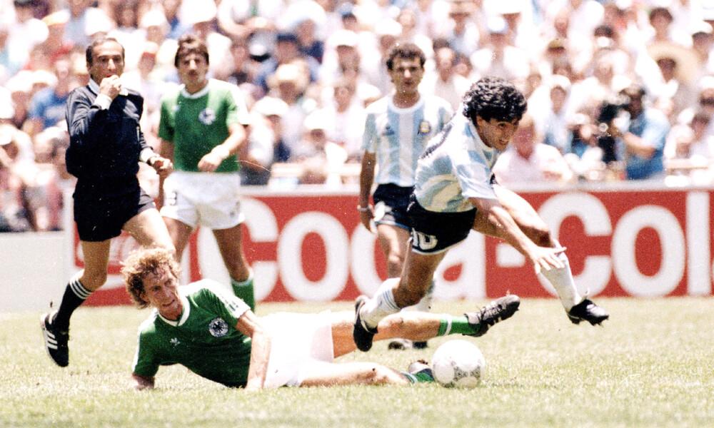 Ντιέγκο Μαραντόνα: Μόνο έτσι τον σταματούσαν! (Photos)