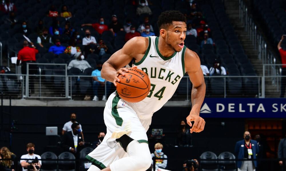 NBA: Νίκη για Μπακς με επιστροφή Αντετοκούνμπο (photos+videos)