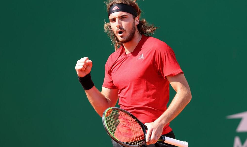 Masters Monte Carlo: Η ώρα της μάχης του Τσιτσιπά στον προημιτελικό