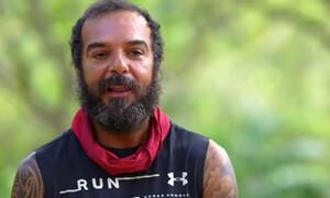Survivor: Λύγισε ο Πνευματικός του Τριαντάφυλλου - Δείτε τι αποκάλυψε on camera για τον τραγουδιστή