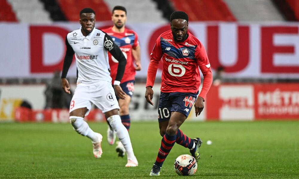 Ligue 1: Στραβοπάτημα για Λιλ έμεινε στο 1-1 με Μονπελιέ! (Photos)