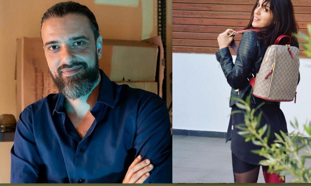 Άννα Μενενάκου - Σωτήρης Τσαφούλιας: Είναι μαζί και αυτή είναι η πρώτη τρυφερή φώτο τους!