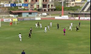 Football League: Όλα μηδέν στην Καλαμάτα (video)