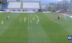 Λεβαδειακός-Ιωνικός: Ωραία ενέργεια και γκολ ο Πολέτο (video)