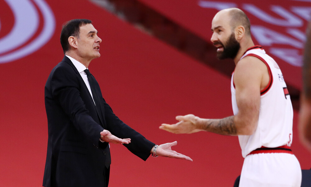 Ολυμπιακός-Μπαρτζώκας: «Θέλω να κερδίζουμε»!