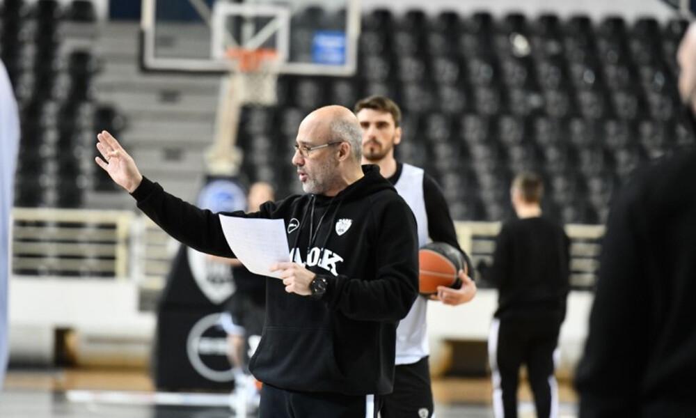 ΠΑΟΚ: Ο Λυκογιάννης μίλησε για «απαιτητικό παιχνίδι με τον Παναθηναϊκό ΟΠΑΠ»