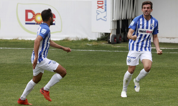 ΟΦΗ - Ατρόμητος 1-1: Τον έσωσε ο Χριστοδουλόπουλος (videos+photos)