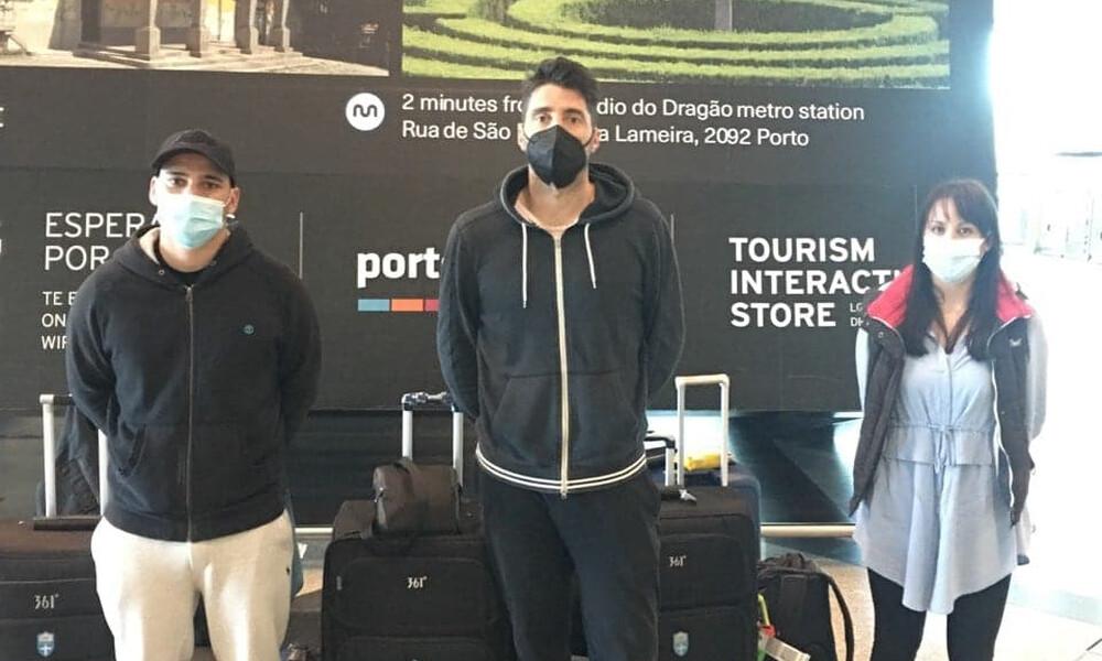 Ευρωπαϊκό Προολυμπιακό Πινγκ Πονγκ: Στην Πορτογαλία για τη νέα πρόκληση η ελληνική αποστολή