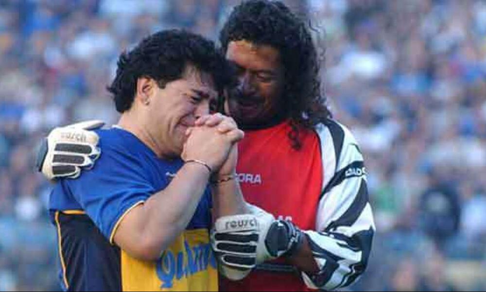 Κόπα Αμέρικα: Ο Χιγκίτα πρότεινε να ονομαστεί «Ντιέγκο Αρμάντο Μαραντόνα»! (Video+Photos)