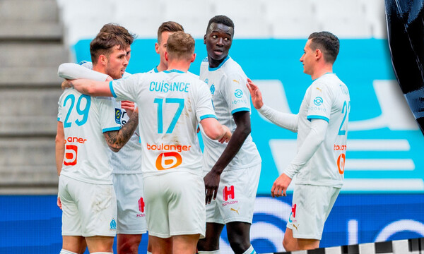 Ligue 1: Ανατροπή και νίκη Ευρώπης για τη Μαρσέιγ (video+photos)