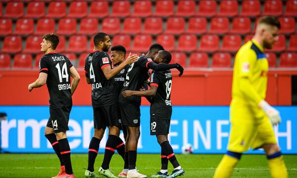 Bundesliga: Προς Ευρώπη η Λεβερκούζεν, προς υποβιβασμό Λημνιός και Κολωνία! (video+photos)
