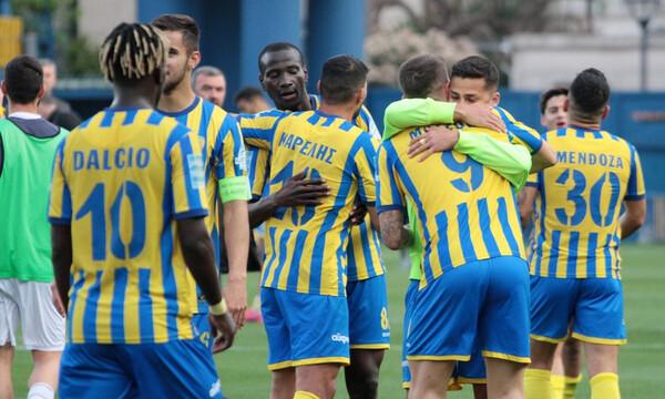 Super League: Η βαθμολογία των play out μετά τα ματς σε Κρήτη, Αγρίνιο