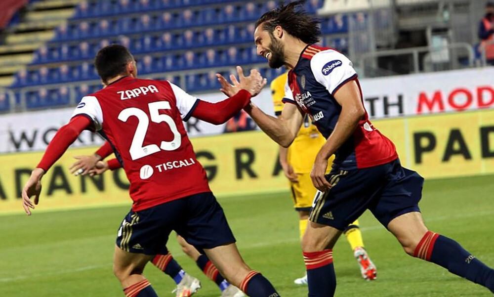 Serie A: Ματσάρα στο ντέρμπι της… ουράς, επική ανατροπή η Κάλιαρι! (Photos)