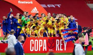 Copa Del Rey: Μπαρτσελόνα να την… πιείς στην κούπα! (Videos+Photos)