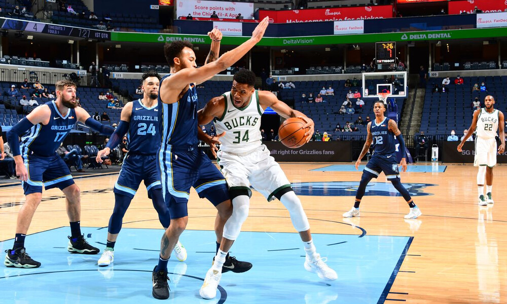 NBA: Δεν έφτανε ο Γιάννης για Μπακς (photos+video)