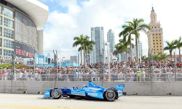 Formula 1: Το Μαϊάμι στο καλεντάρι